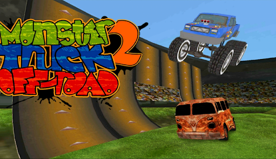 MONSTER TRUCK OFF ROAD 2- screenshot thumbnail