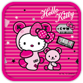 Hello Kitty Love Pink Wow