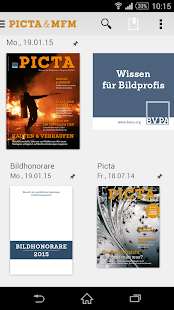 PICTA & MFM – Miniaturansicht des Screenshots