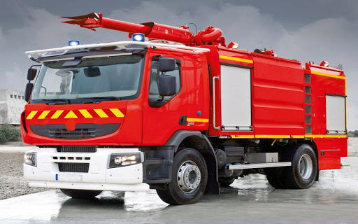 Fire Truck 2014 Wallpaper