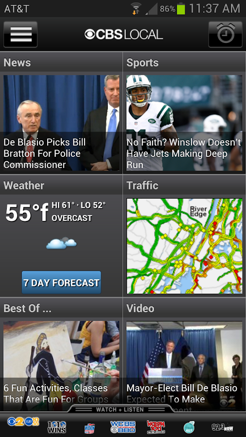 CBS Local - screenshot