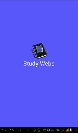 Study Webs