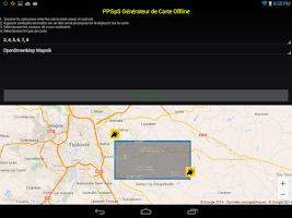 Screenshot of PPGpS Lite