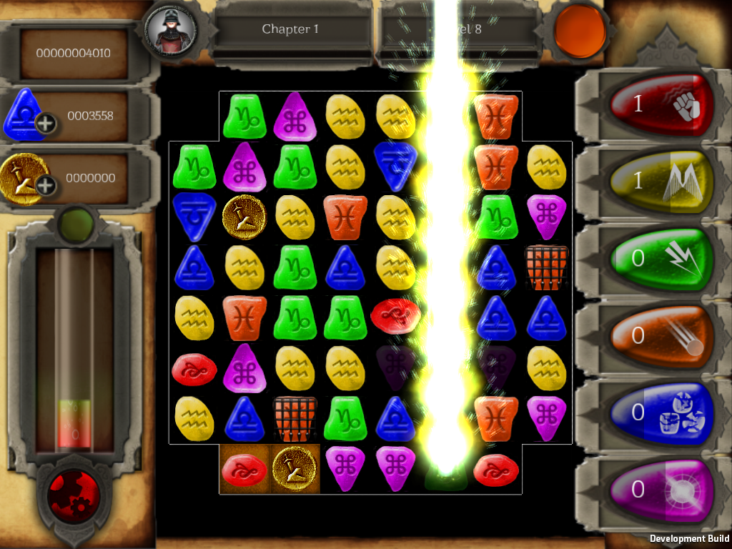 Runes of Camelot- screenshot