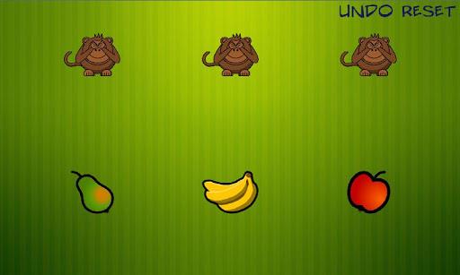【免費解謎App】Tutti Frutti Monkeys-APP點子