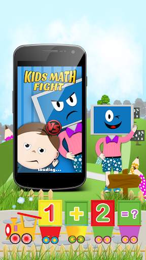 Kids Math Fight