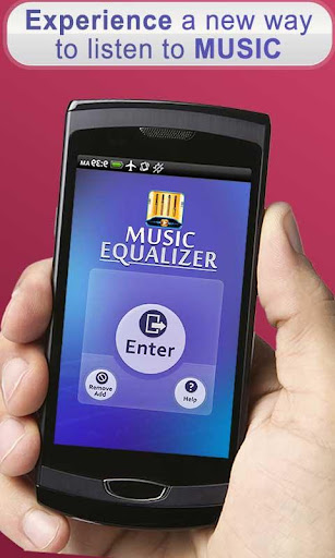 Music Equalizer : MP3 player