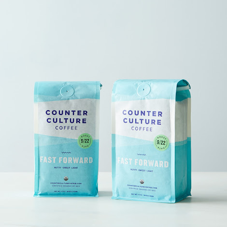 Fast Forward Counter Culture Coffee (2 Bags)