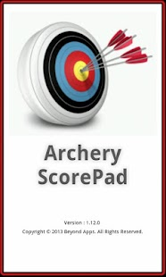 Archery ScorePad - screenshot thumbnail