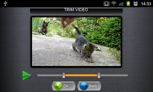 Andromedia Video Editor - screenshot thumbnail