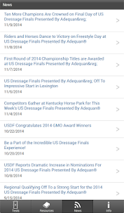 USDF EquitTests 1 - Dressage- screenshot thumbnail