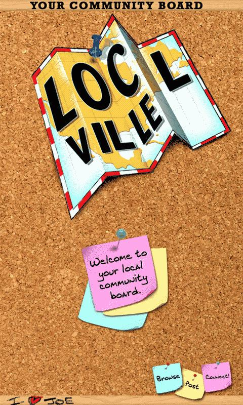 Loclville - screenshot