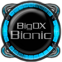 Bionic Launcher Theme Aqua icon
