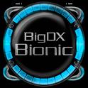 Bionic Launcher Theme Aqua icon