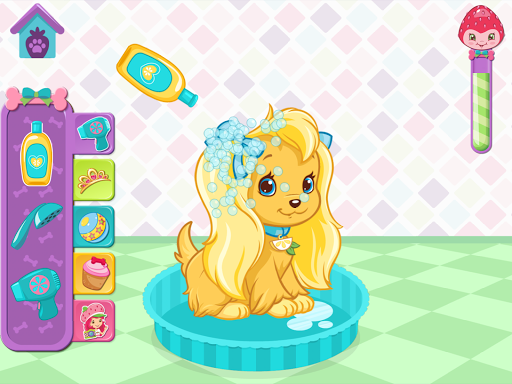 Strawberry Shortcake Puppy Palace - screenshot