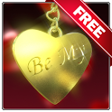 Be my Valentine live wallpeper icon