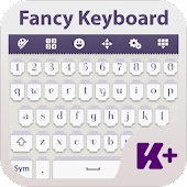 Fancy Keyboard Theme