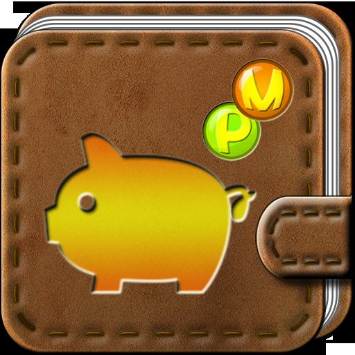 財經App|PsenMoneyPlus[完整版本]-家计簿,车计簿 LOGO-3C達人阿輝的APP