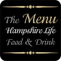 Hampshire Life - The Menu icon