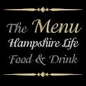 Hampshire Life - The Menu icon