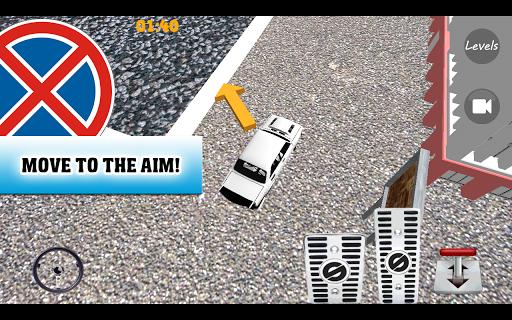 Russian Car Parking Sim 3D