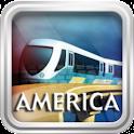 America Metro Maps logo