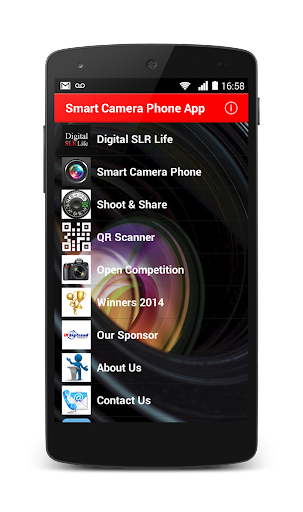 Smart Camera Phone™
