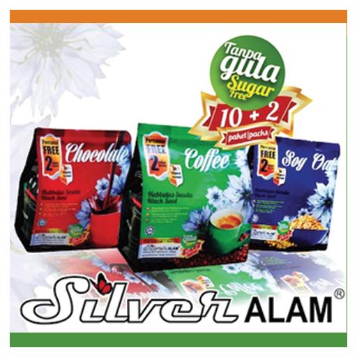 Silver Alam 商業 App LOGO-APP試玩