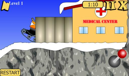 【免費休閒App】Mountain Rescue Driver-APP點子