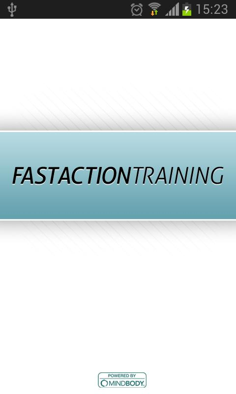 Fast Action Training- screenshot