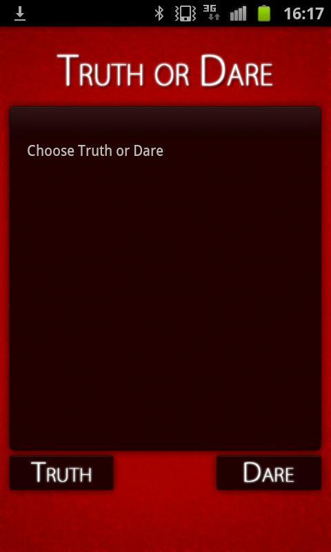Truth Or Dare Google