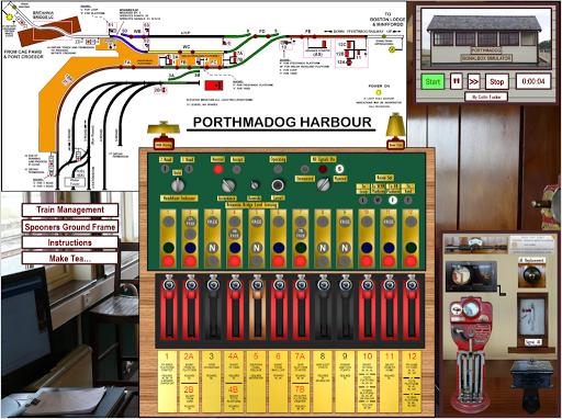 Porthmadog Signalling Sim 2.0A