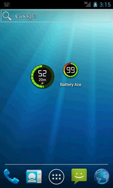 Battery Ace Free- screenshot
