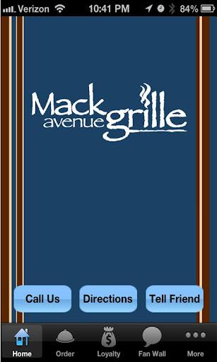 Mack Avenue Grille