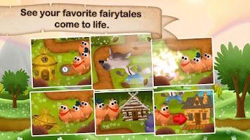 Screenshot of Fairytale Maze 123 for Kids
