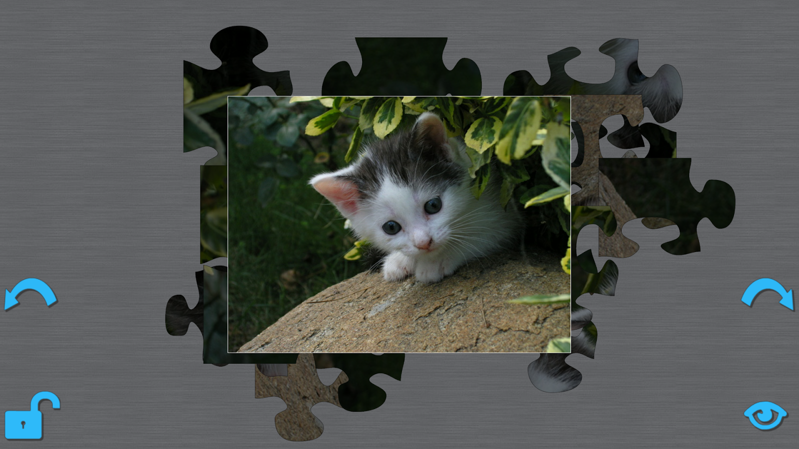 Cats Puzzle - screenshot