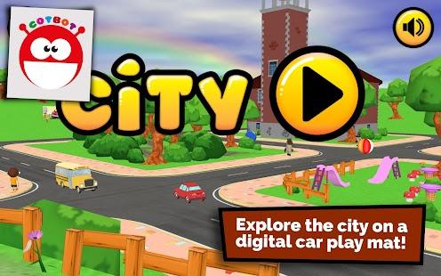 CotBot City - náhled