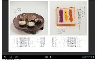 Screenshot of Reader™ 拡張機能