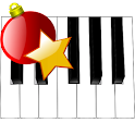 Christmas Carols Piano (Free) icon