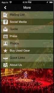 Bandit Lites App - screenshot thumbnail