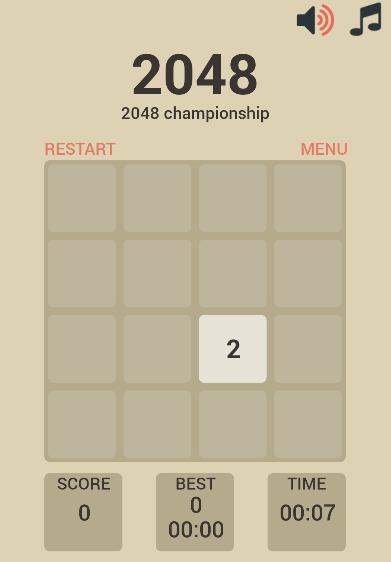 2048-Championship 4