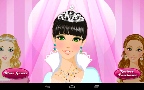 Princess Hair & Makeup Salon - Android Apps on Google Play
