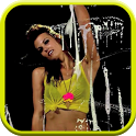 Girl Washing Screen icon