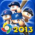 パワフルプロ野球 2013 WBC logo