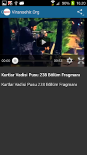 Viranşehir Haber- screenshot thumbnail