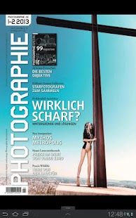 Photographie Magazin- screenshot thumbnail
