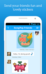 HelloPop Old - screenshot thumbnail