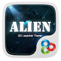Alien GO Launcher Theme icon