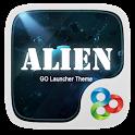 Alien GO Launcher Theme icon
