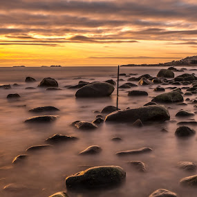Dusk by Magnus Østebrød - Landscapes Sunsets & Sunrises ( sony, sunset, norway,  )